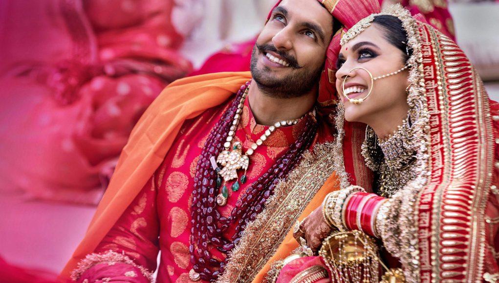 Deepika Padukone and Ranveer Singh took to Instagram to share the much-awaited photos from their wedding at Lake Como in Italy.