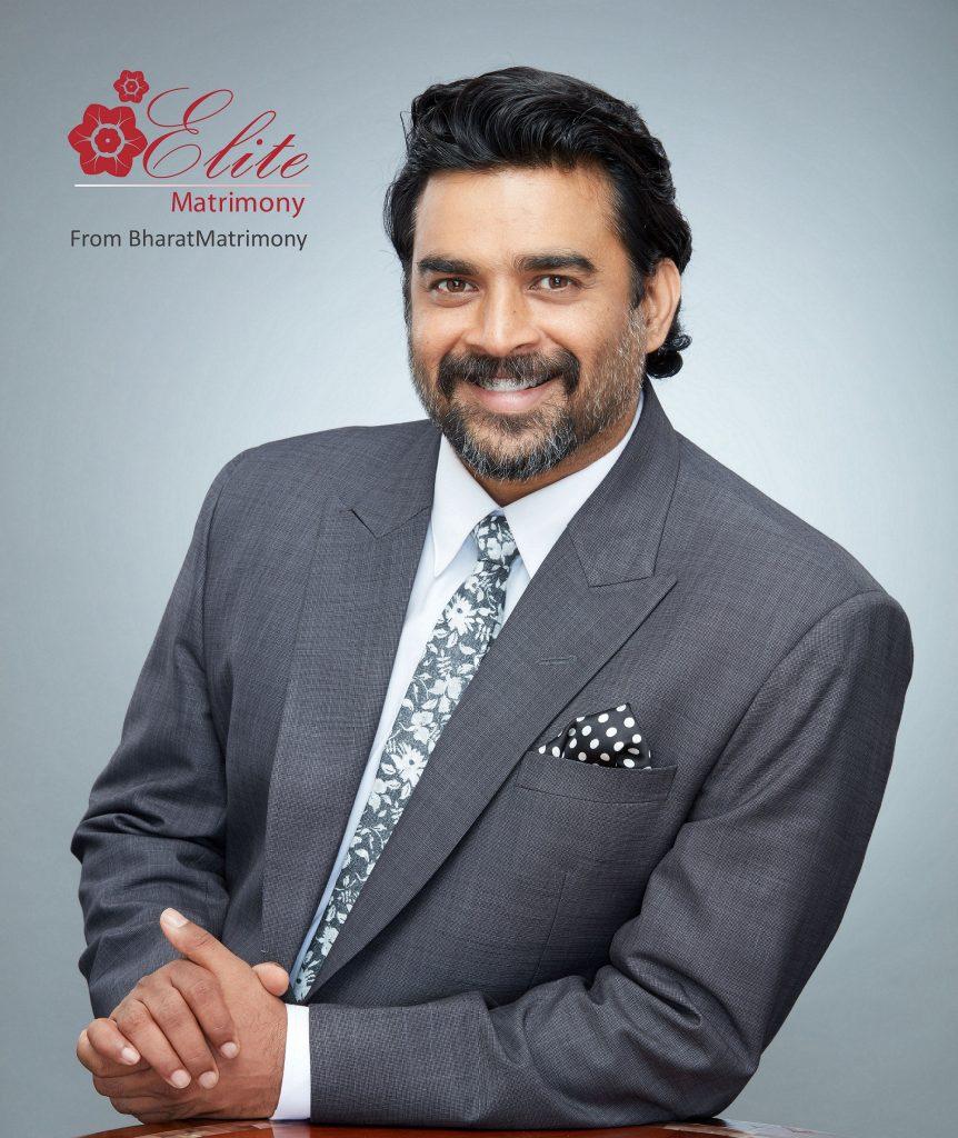 R Madhavan for Elite Matrimony