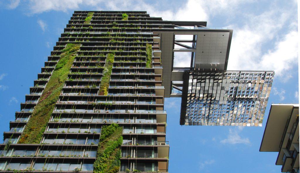 Hanging Gardens, One Central Park, Sydney