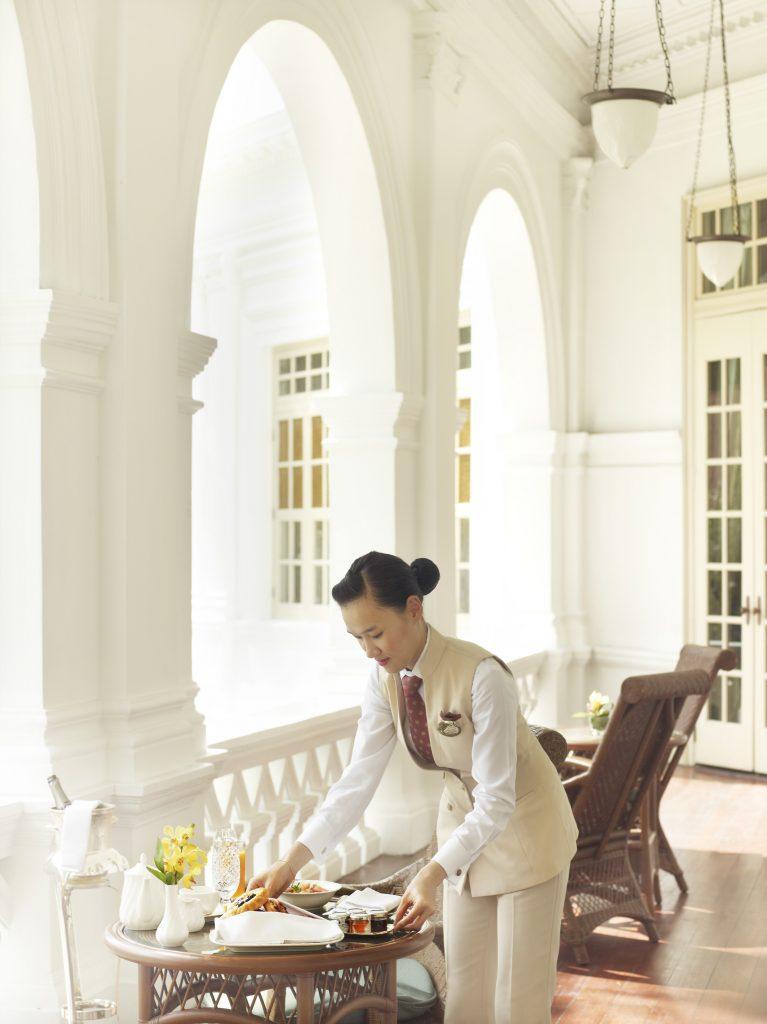 Accor Hotels, Raffles