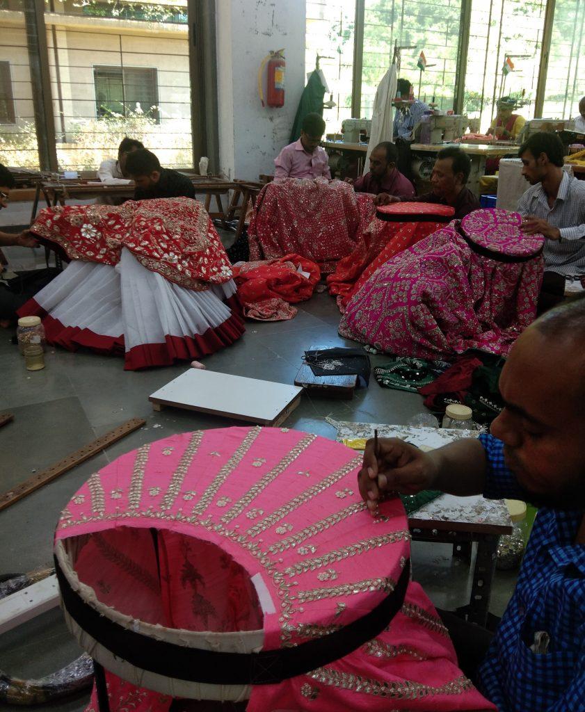 Anita Dongre SEWA artisans