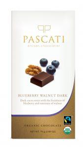 Pascati's blueberry walnut bars