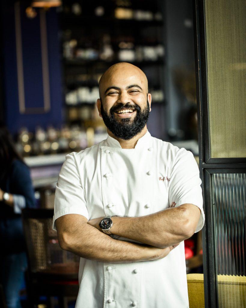 Chef Sujan Sarkar- ROOH