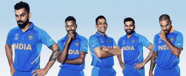 Indian Cricket Team ICC