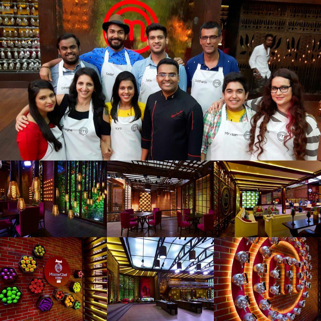 Chef Varun Inamdar on MasterChef India