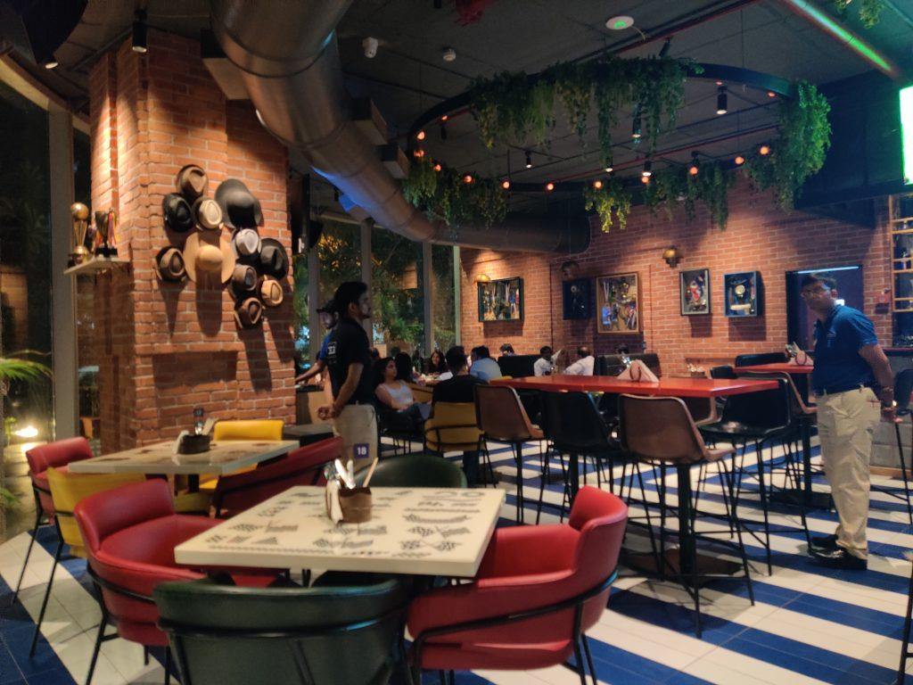 Derby restaurant Mumbai BKC