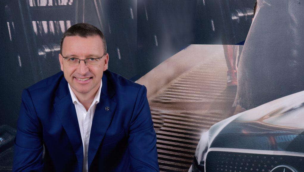 Martin Schwenk, Managing Director & CEO, Mercedes-Benz, India