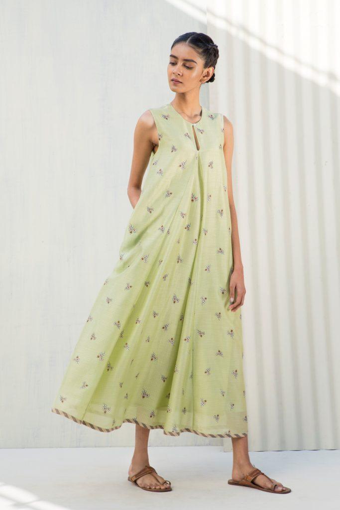Nicobar - Trapeze Dress