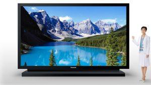 Panasonic 152″ Plasma TV