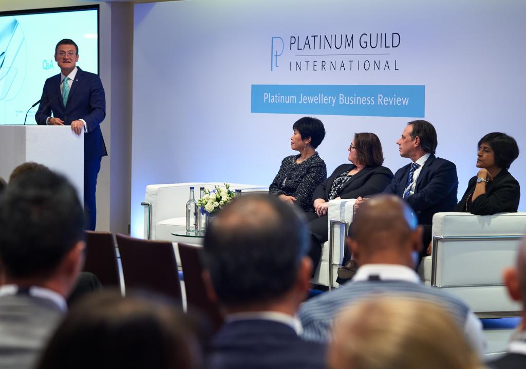2019 Platinum Jewellery Business Review by Platinum Guild International