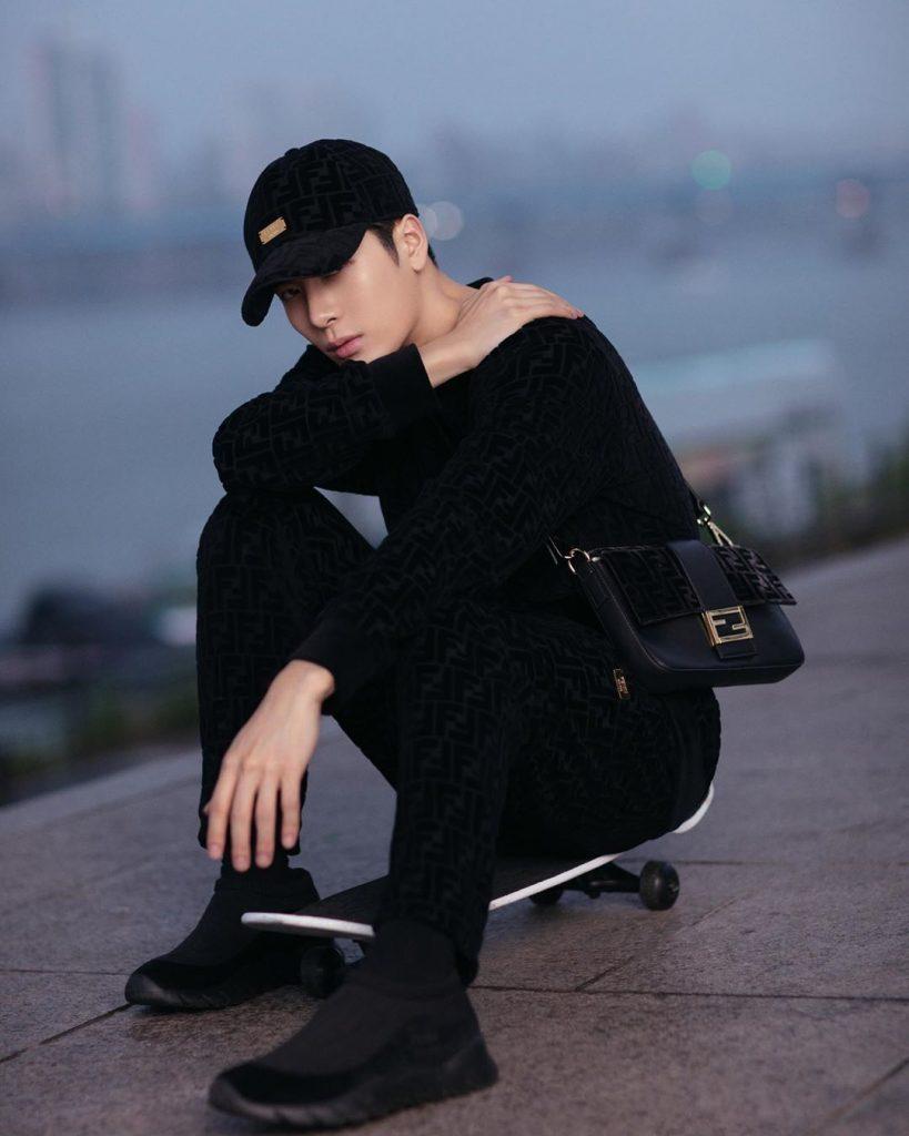 Fendi x Jackson Wang