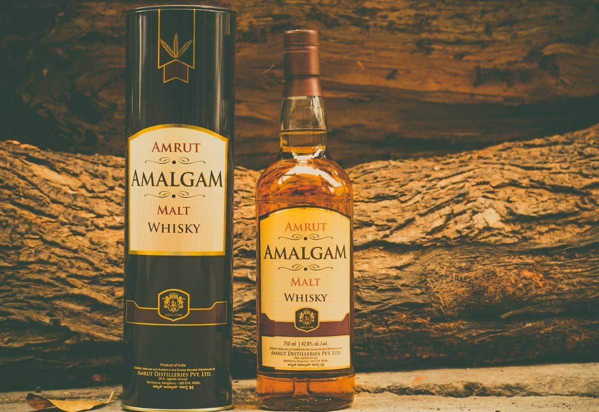 Amrut Amalgam Single Malt Whisky