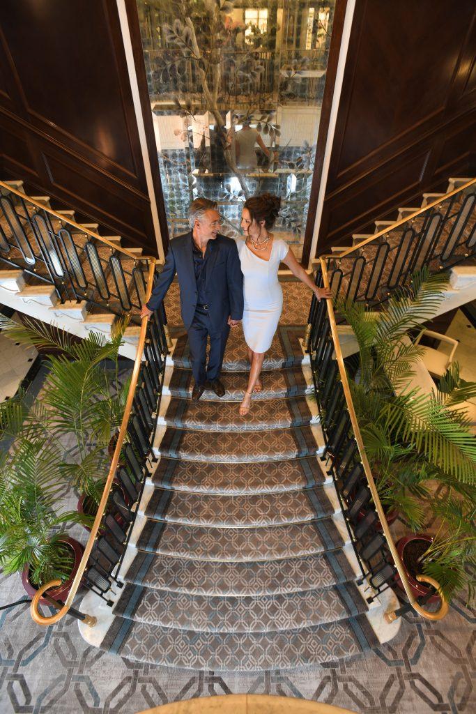 Oceania Cruises Insignia Grand Staircase