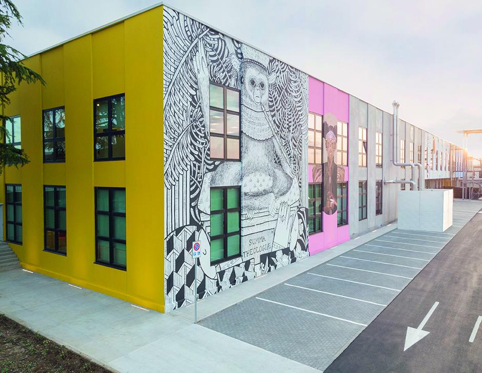 Gucci ArtLab Art Wall