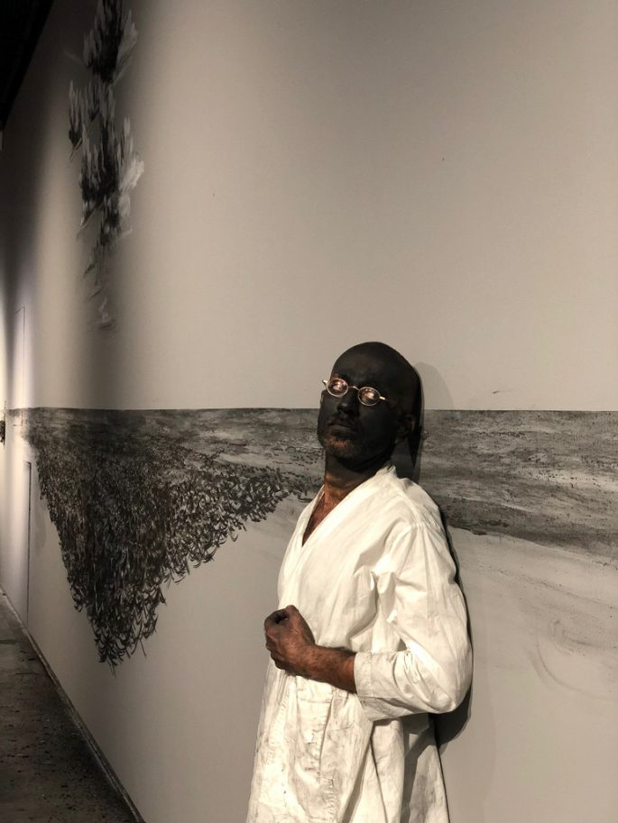 Fire Water 2018, Yinchuan Biennale 2018