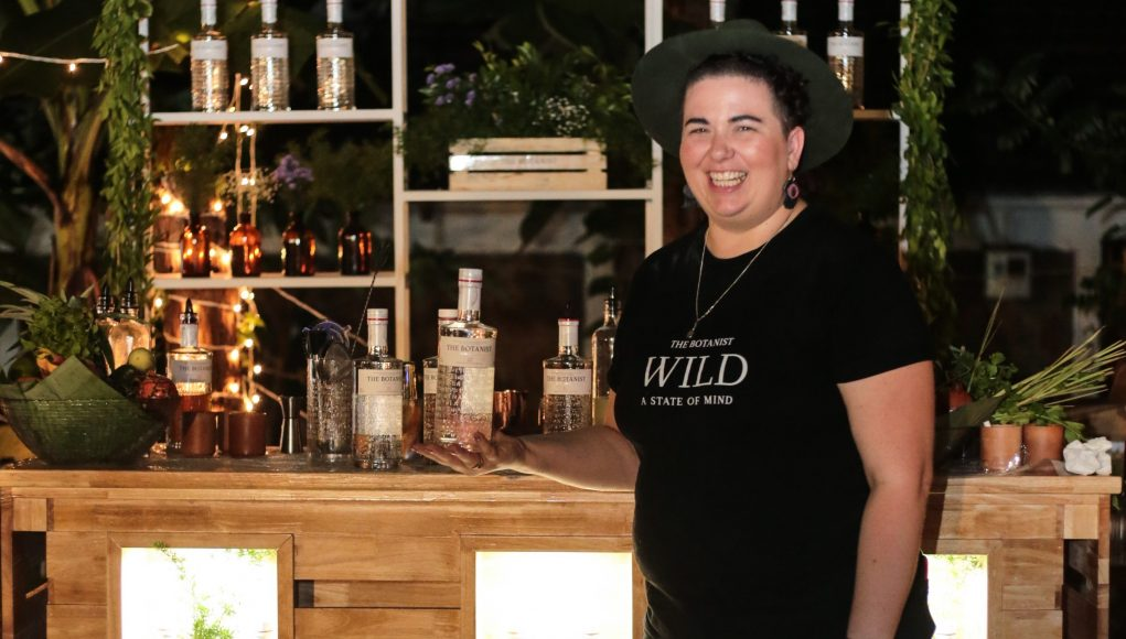 Caitlin Hill, Brand Ambassador, The Botanist