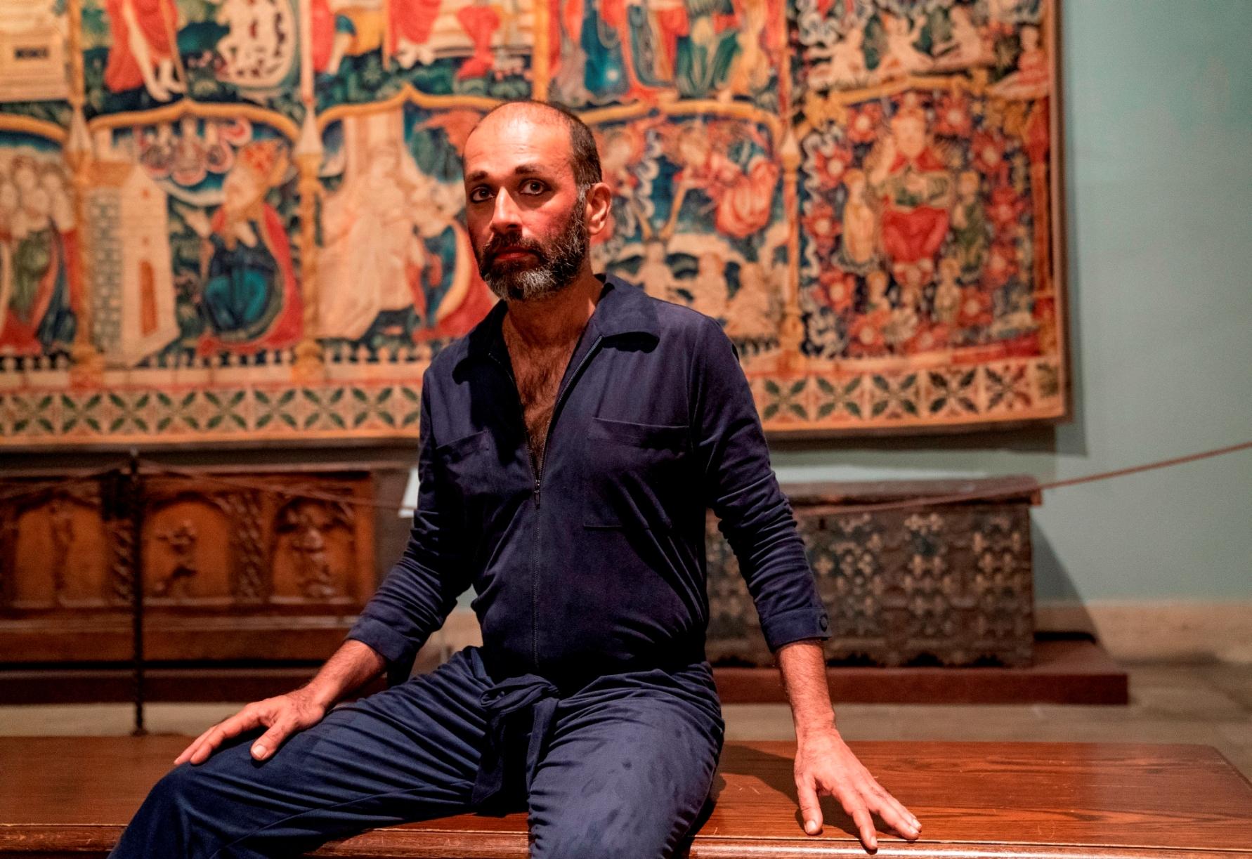 Nikhil Chopra. Image courtesy: Stephanie Berger