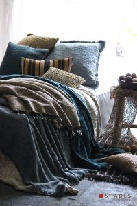 Home apparel and soft furnishings at Shades of India