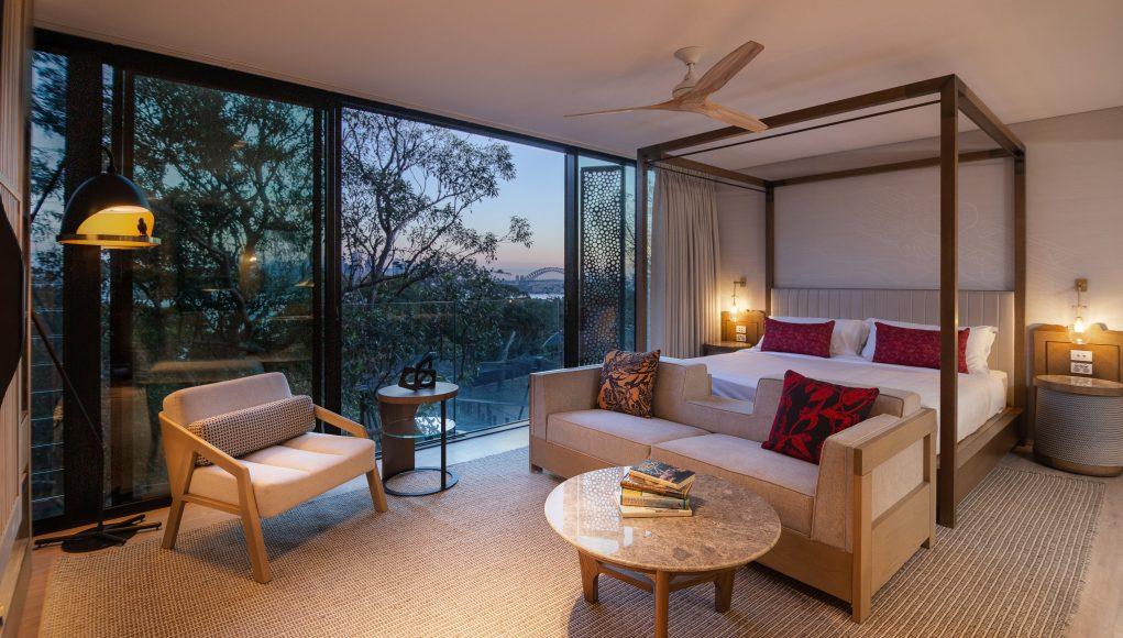 Treetop suites, Wildlife Retreat Taronga