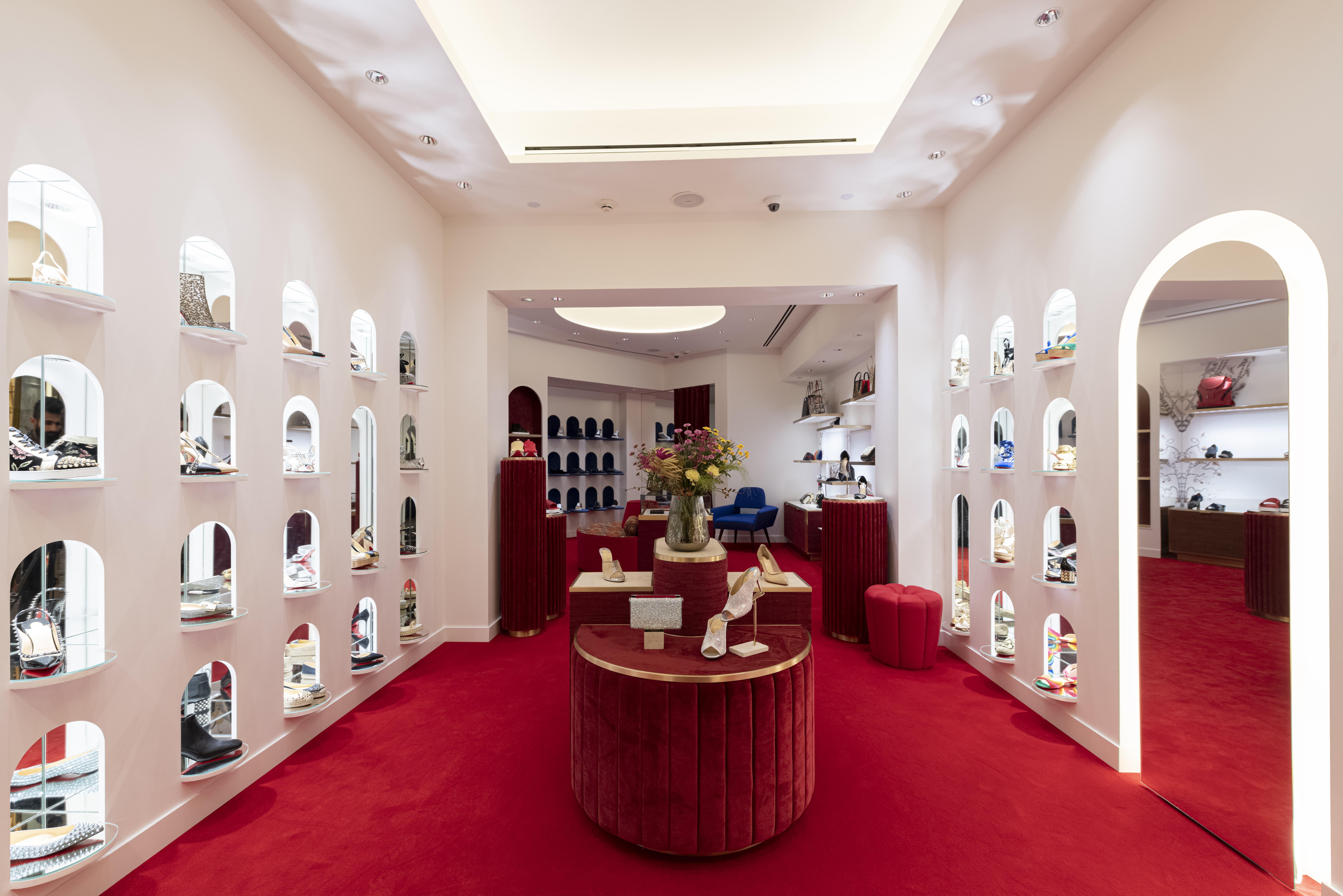 Christian Louboutin - New Delhi Boutique