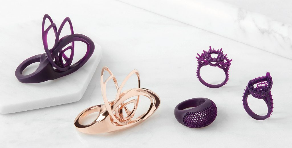 Formlabs jewellery
