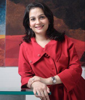 Minal Vazirani, Saffronart President and Co-Founder