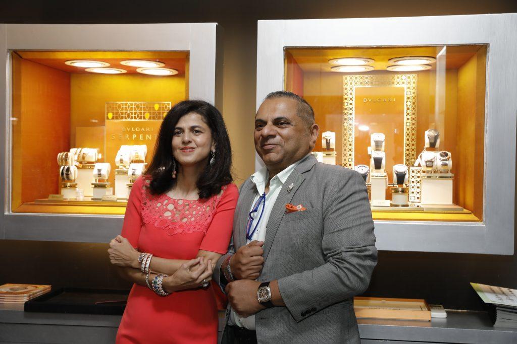Sheetal and Biren Vaidya