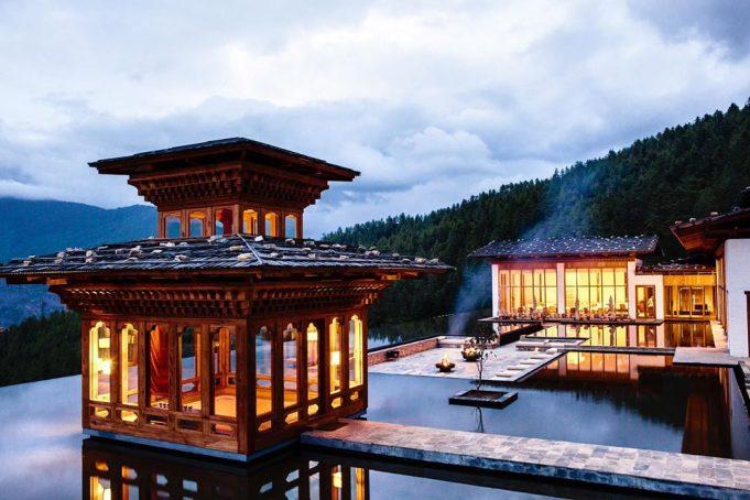 Six Senses Gangtey, Bhutan