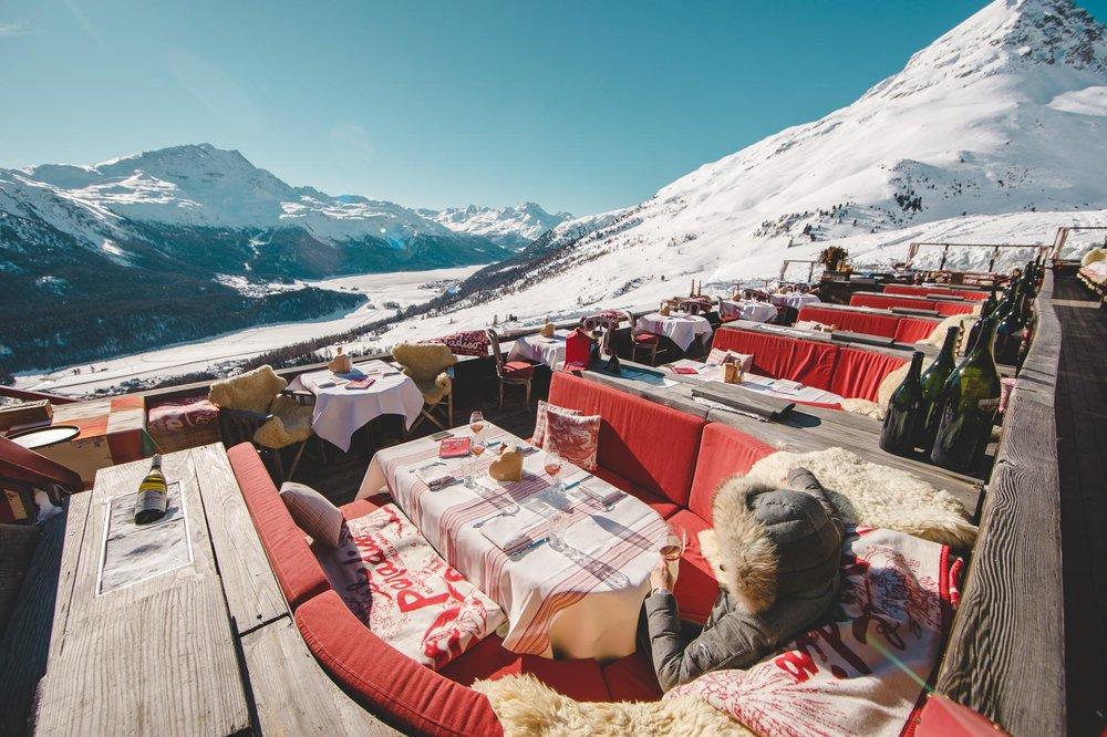 El Paradiso Mountain Club, St. Moritz