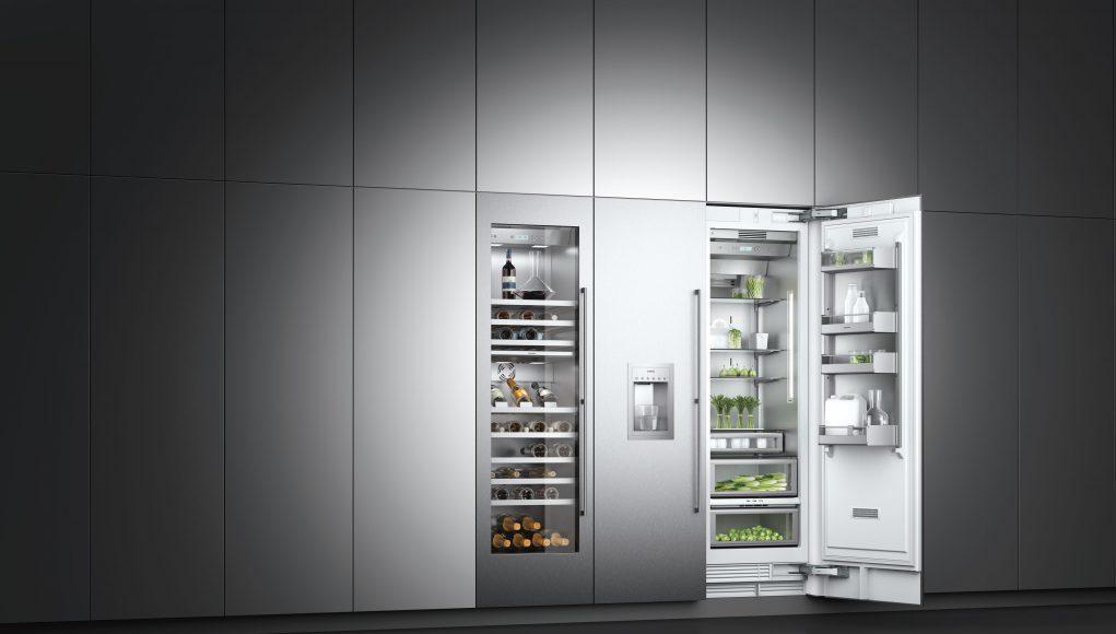 Gaggenau Refrigerator The Vario Cooling 400 series