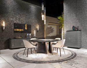 Jason Dining room, Visionnaire