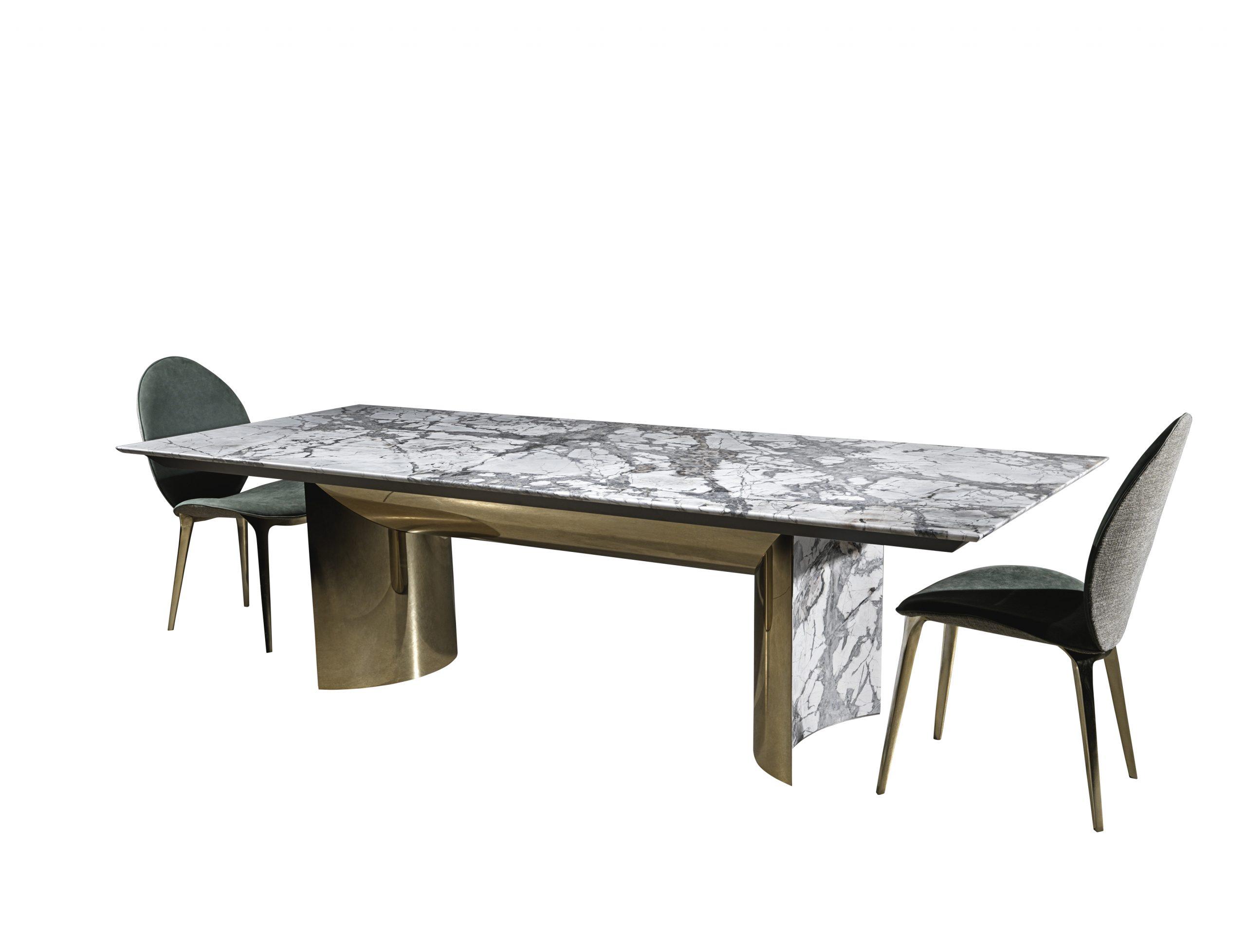 Kerwan dining table, Visionnaire