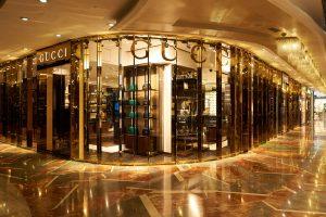 Gucci store at Palladium