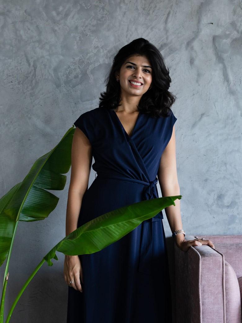 Sarah Sham, Founder, Essajees Atelier
