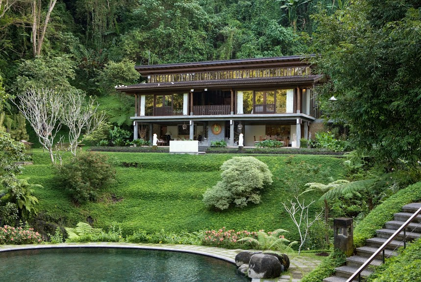 Tanah Gajah estate