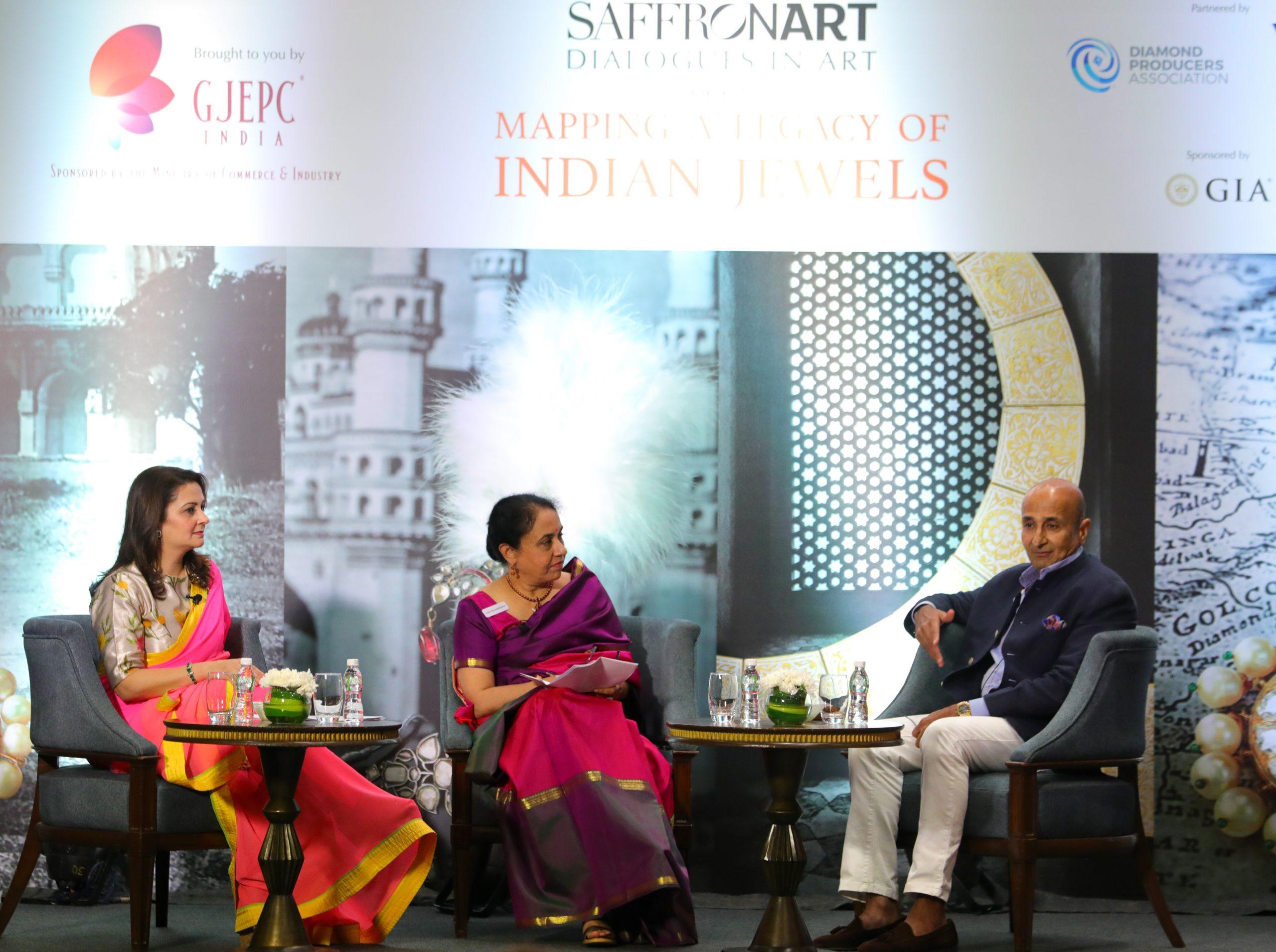 Viren Bhagat in conversation with Minal Vazirani and Dr. Usha Balakrishnan