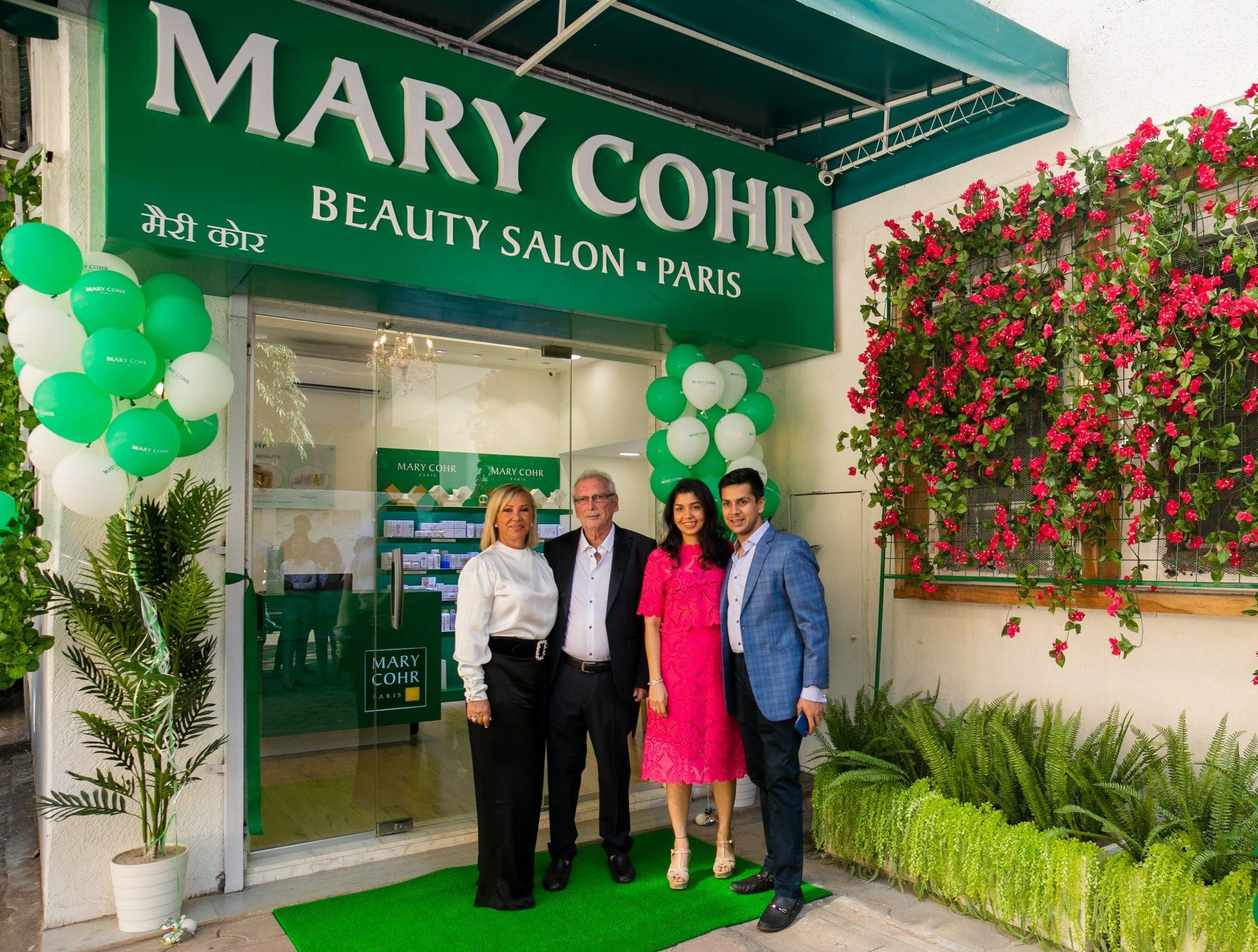 Mary Cohr in Bandra, Mumbai