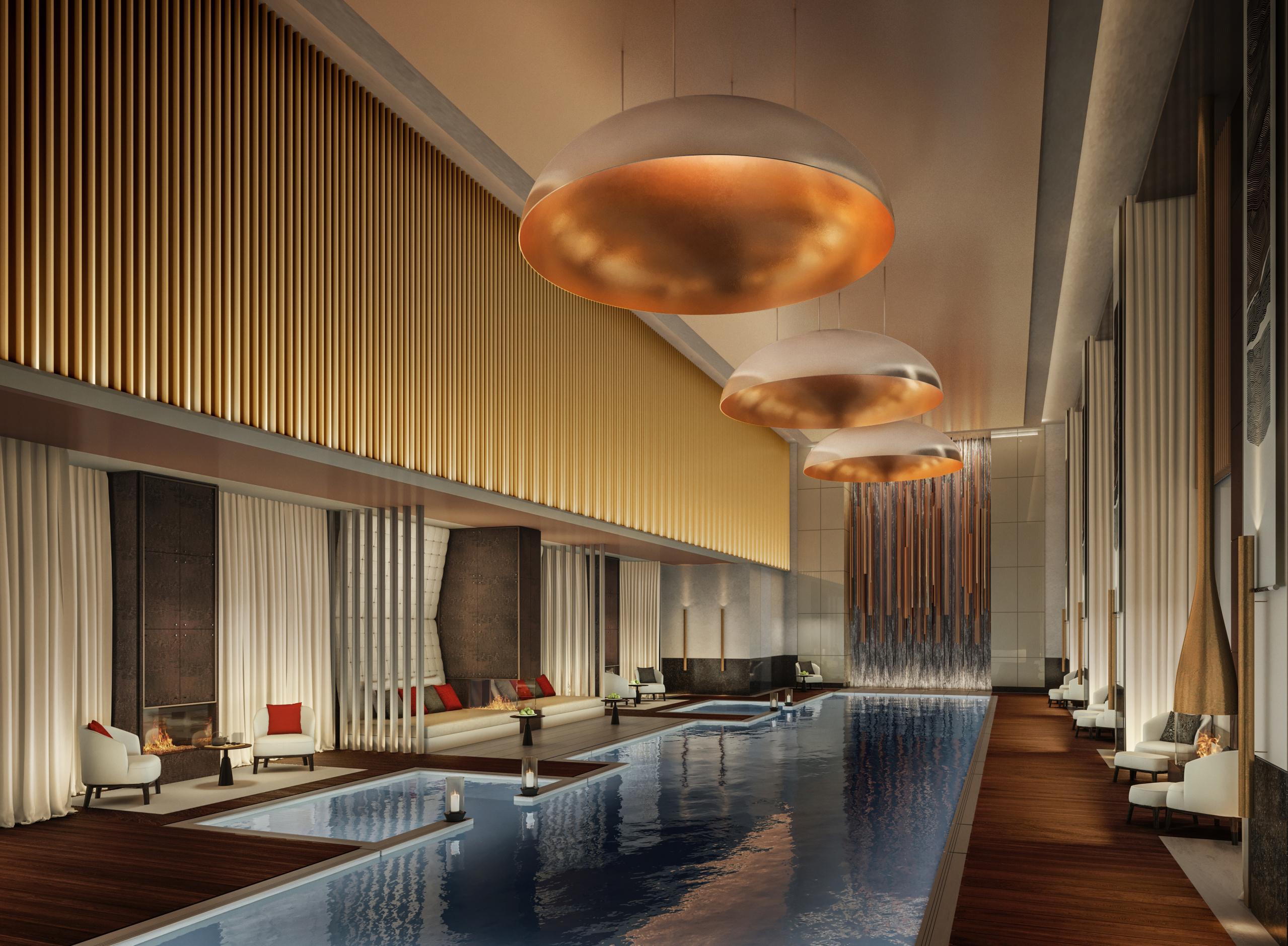Aman New York - Spa Pool