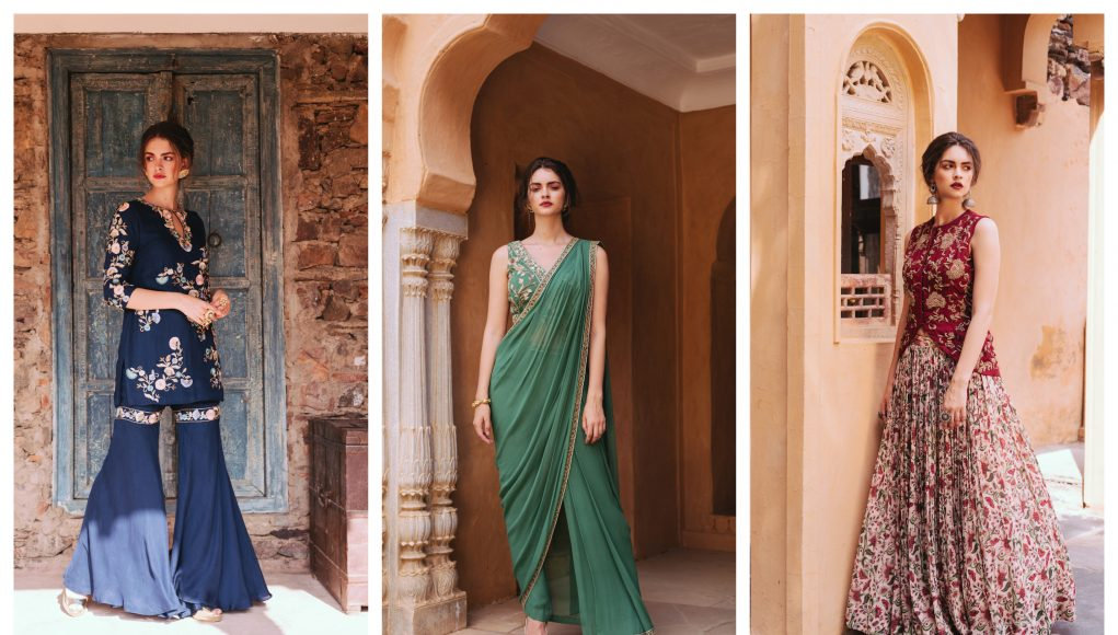 Ibtida, a collection influenced from Persia by Samatvam by Anjali Bhaskar