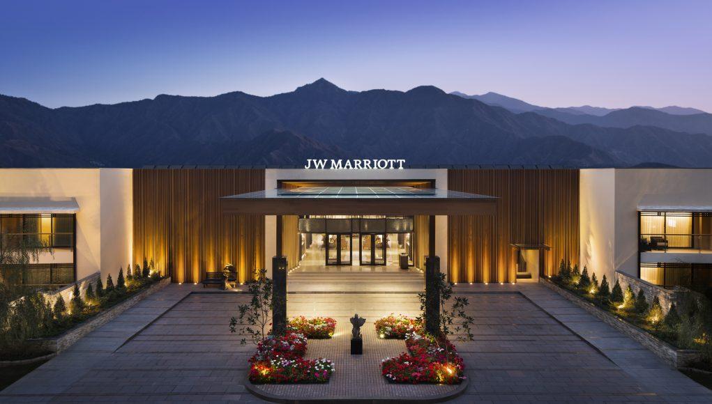 JW Marriott Mussoorie