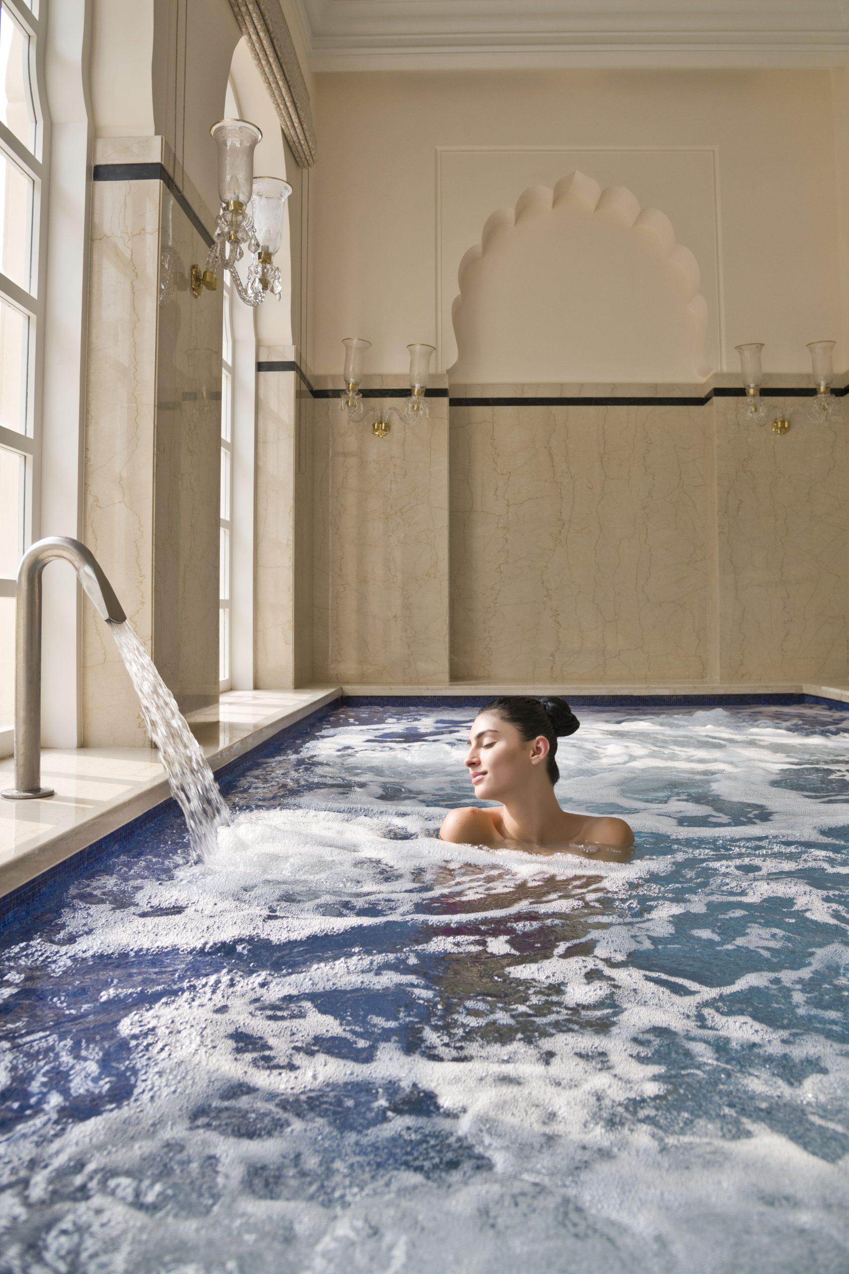 The Oberoi Spa - The Oberoi Sukhvilas Spa Resort, New Chandigarh