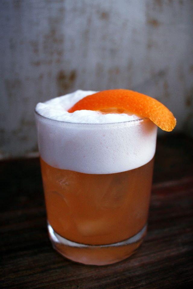 Whiskey Sour- Speakeasy