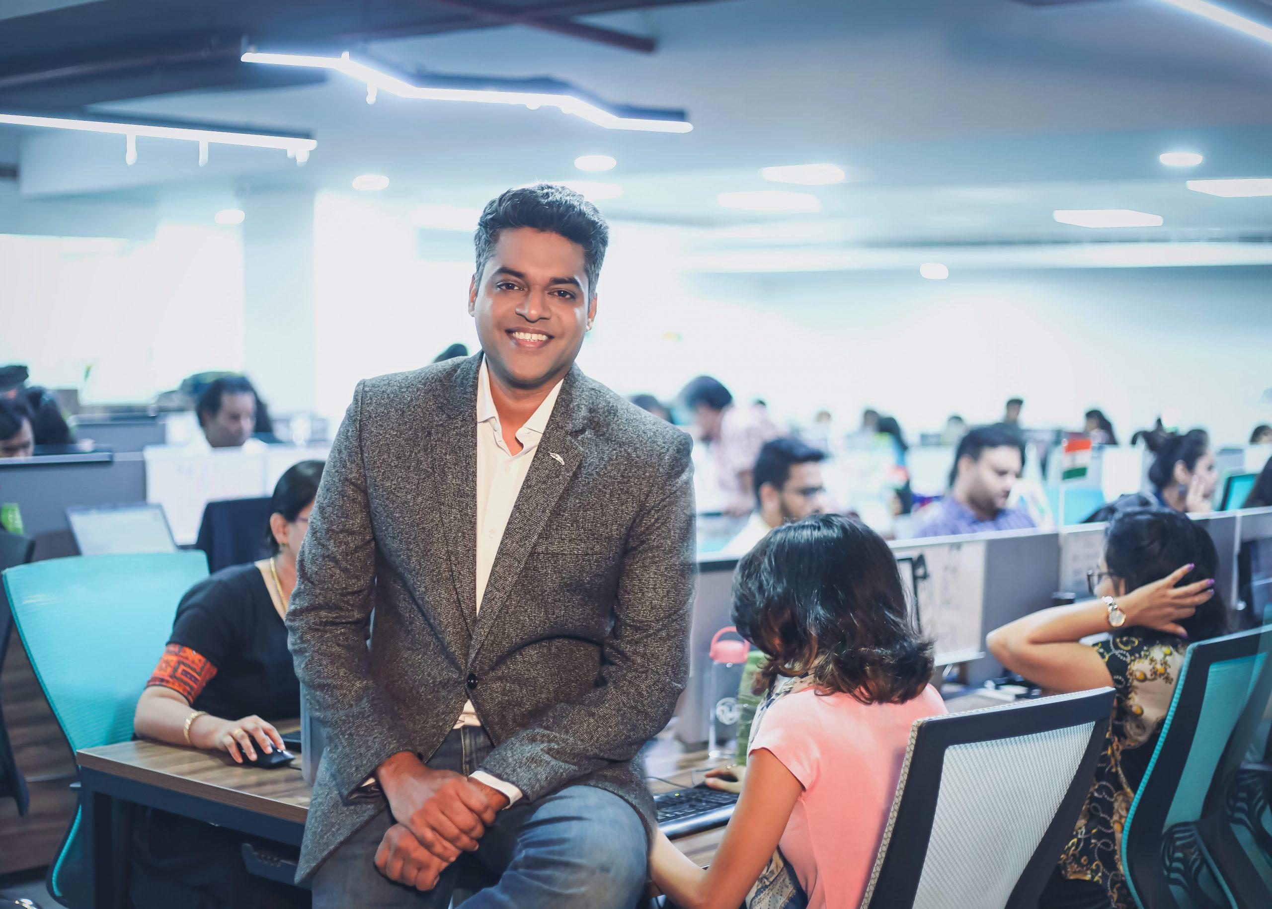 Chaitanya Nallan- Founder, Skinkraft/Vedix