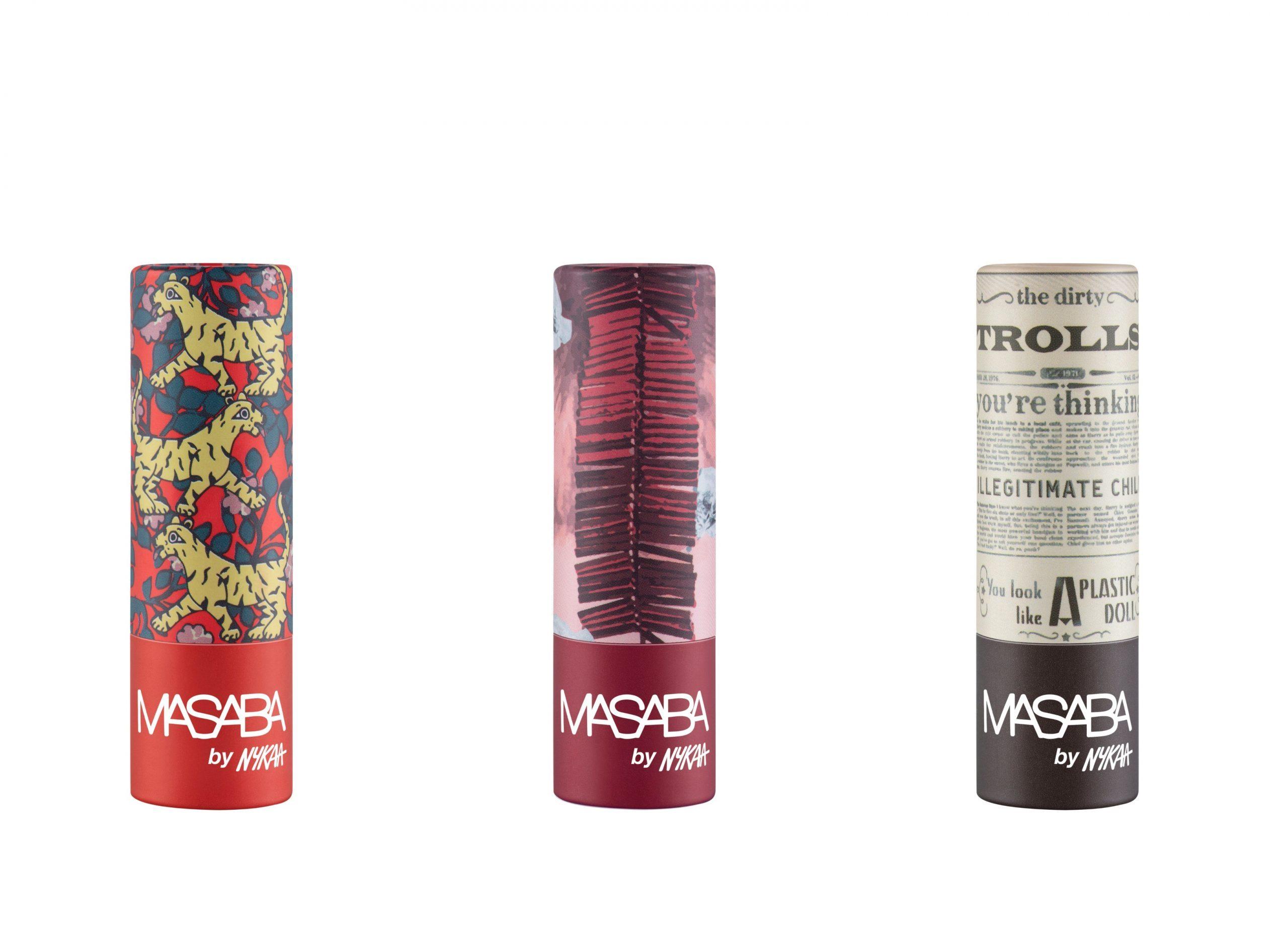 Masaba X Nykaa products