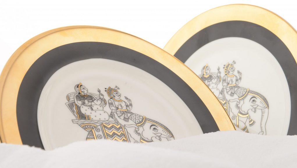 Kaunteya tableware