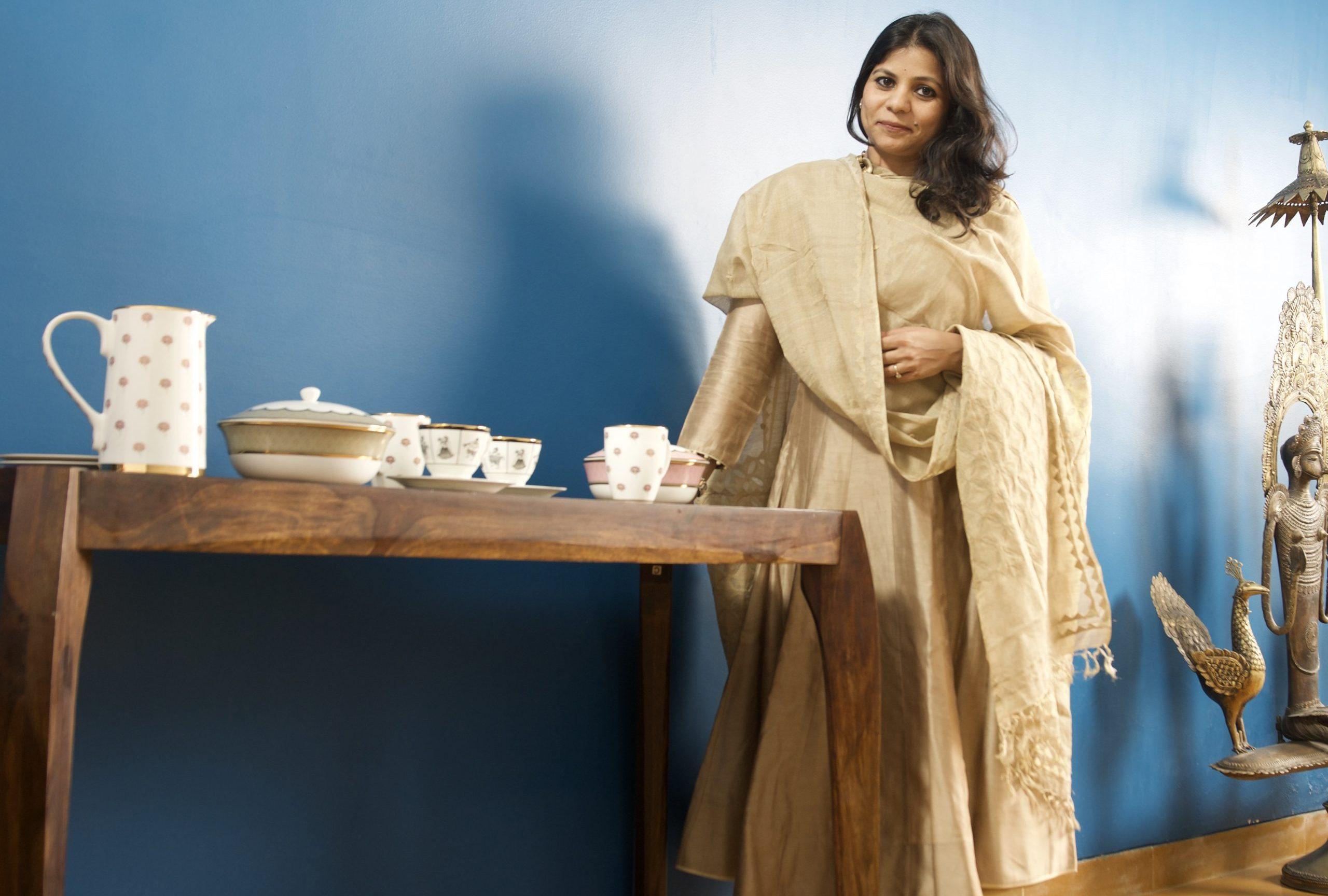 Sonal Jetha- Founder, Kaunteya