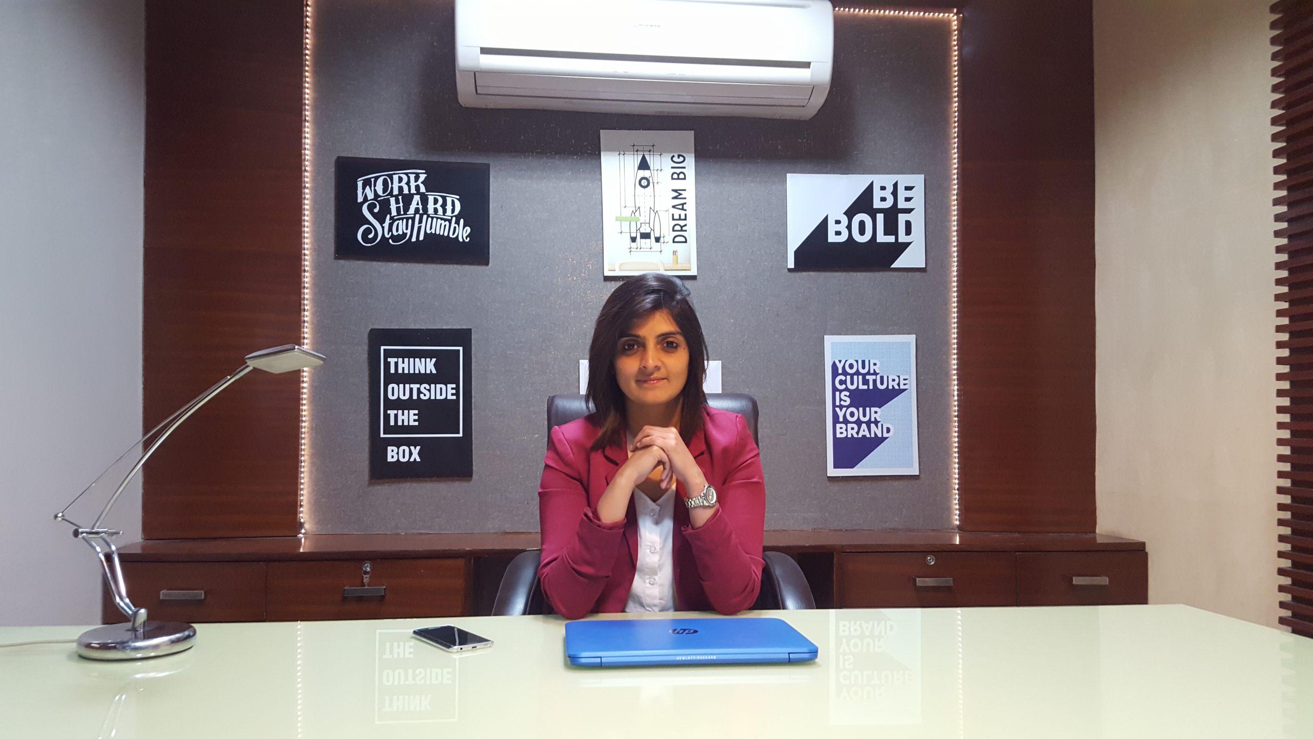 Rashi Arora- Founder, Freshistry