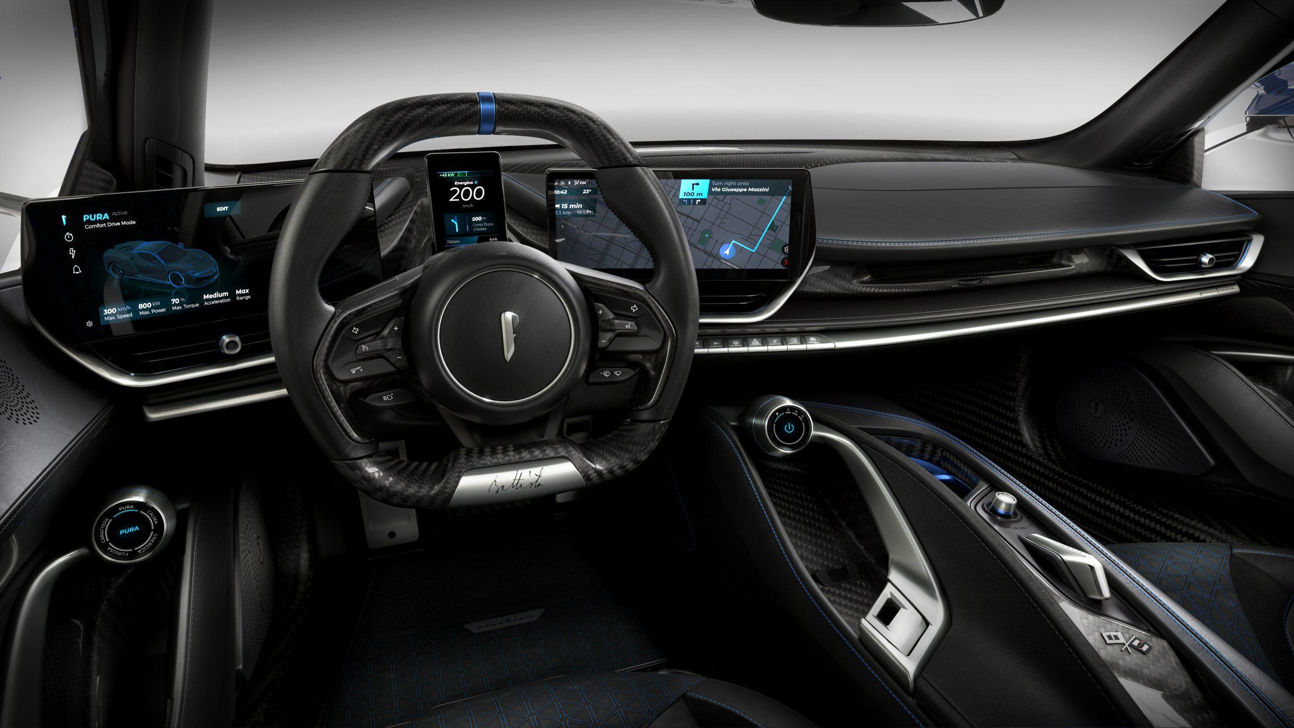 Automobili Pininfarina- Battista Anniverario