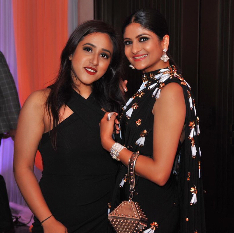 Shreeda Chakraborty and Kritika Aggarwal-Founder duo of Kaeros