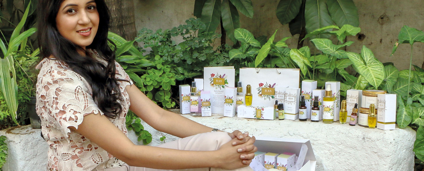 Shubhika Jain- Founder, Ras Luxury Oils